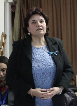Nina Trăistaru, șef Serviciu Autorizare Plăți