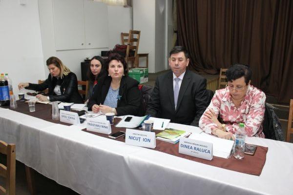 Reprezentanții Centrului Județean APIA Ilfov